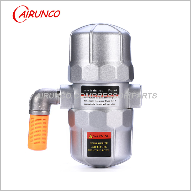 Automatic drain valve PA-68 auto drain trap portable wireless