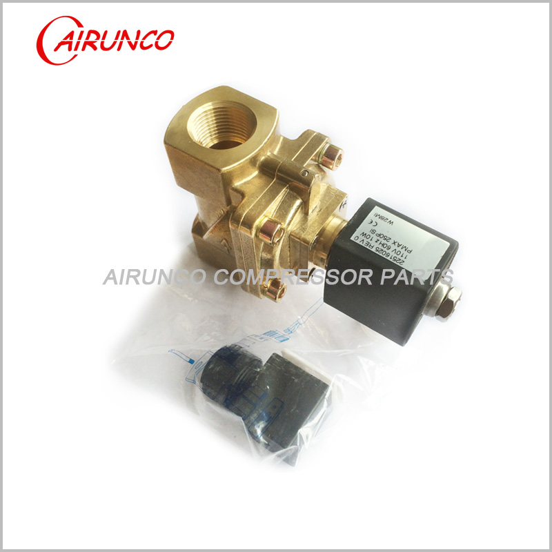 solenoid valve 22516025 apply to ingersoll rand spare parts
