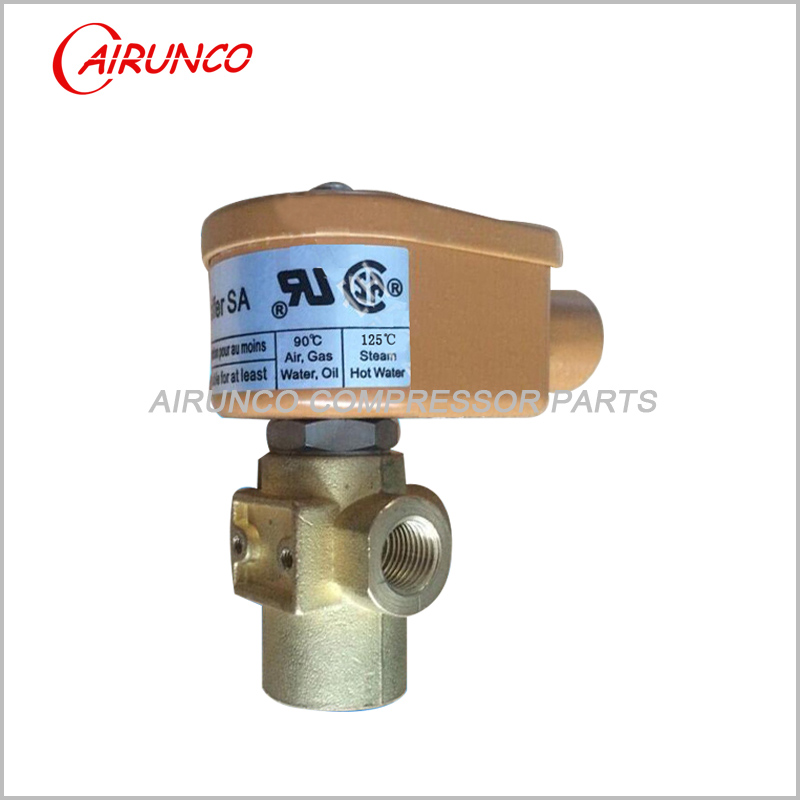 solenoid valve 39418926 apply to ingersoll rand spare parts