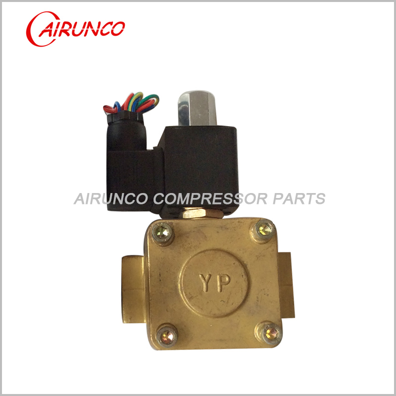 oil solenoid valve 92915628 apply to ingersoll rand spare parts
