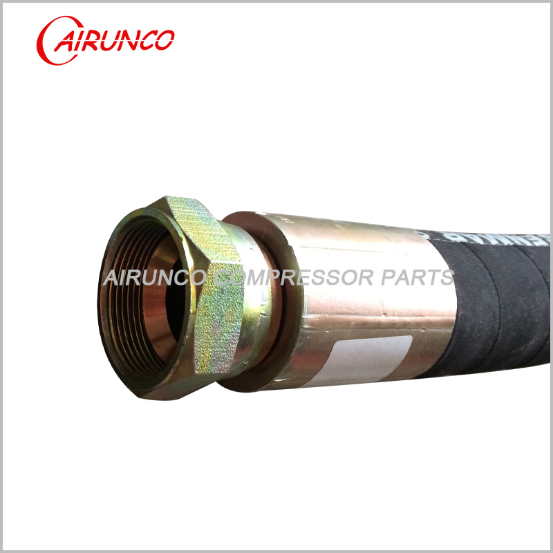 air compressor intake hose 22997589 apply to ingersoll rand