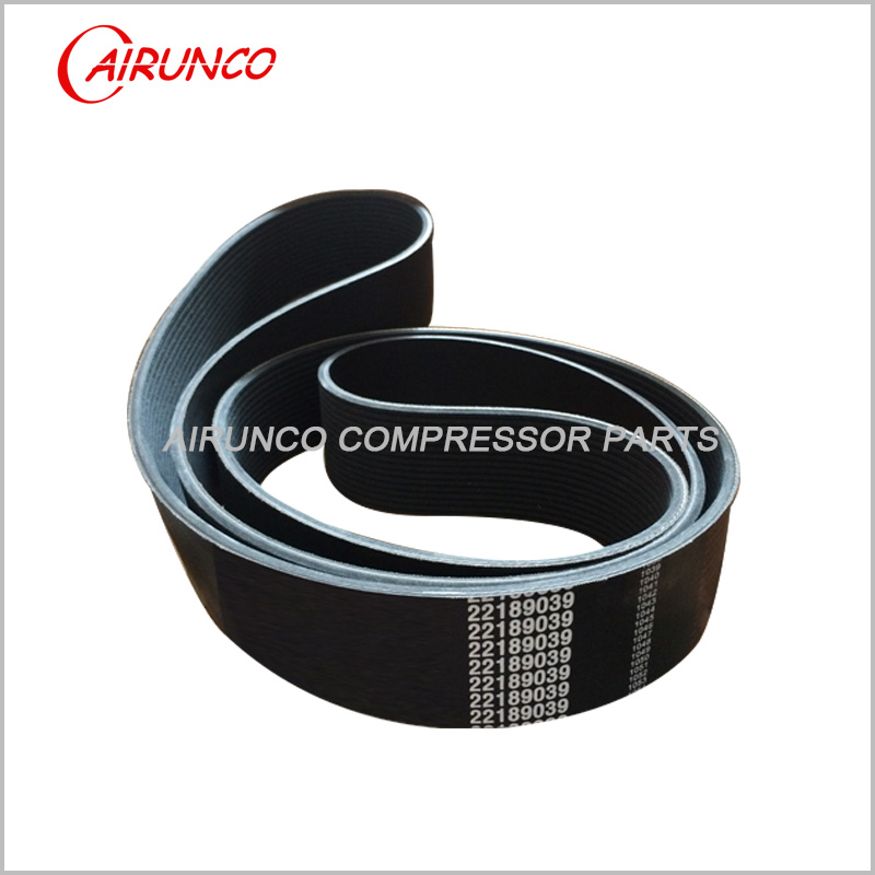 air compressor belt 22189039 apply to ingersoll rand