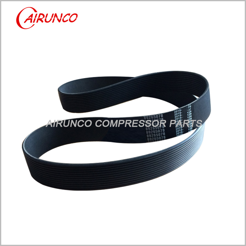 air compressor belt 89265078 apply to ingersoll rand