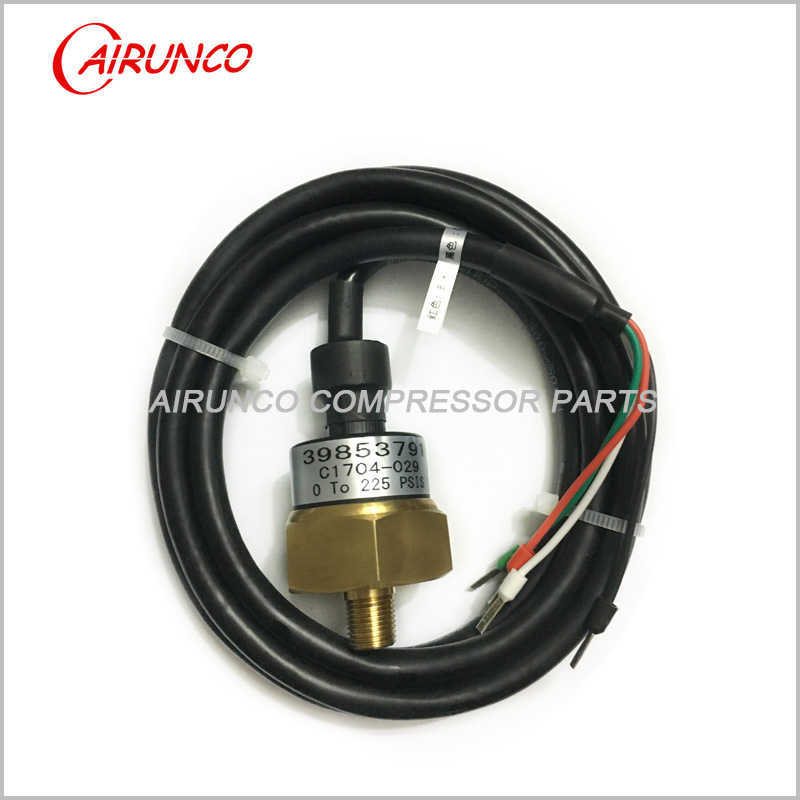 pressure sensor 39853791 apply to ingersoll rand air compressor