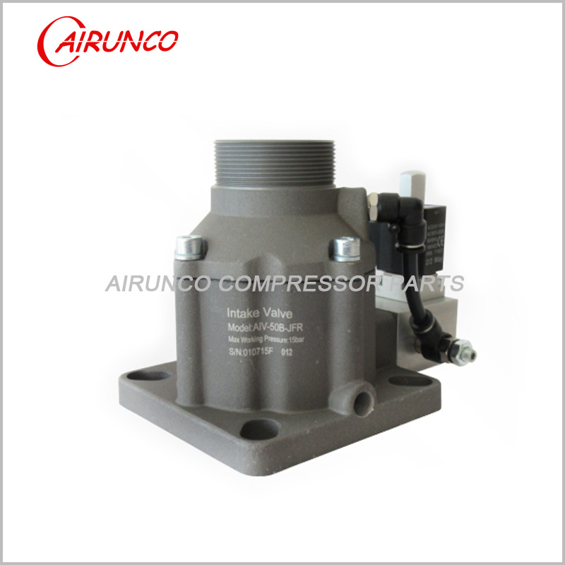 rotary screw air Compressor Inlet Valve AIV-50B-J intake valve normally open