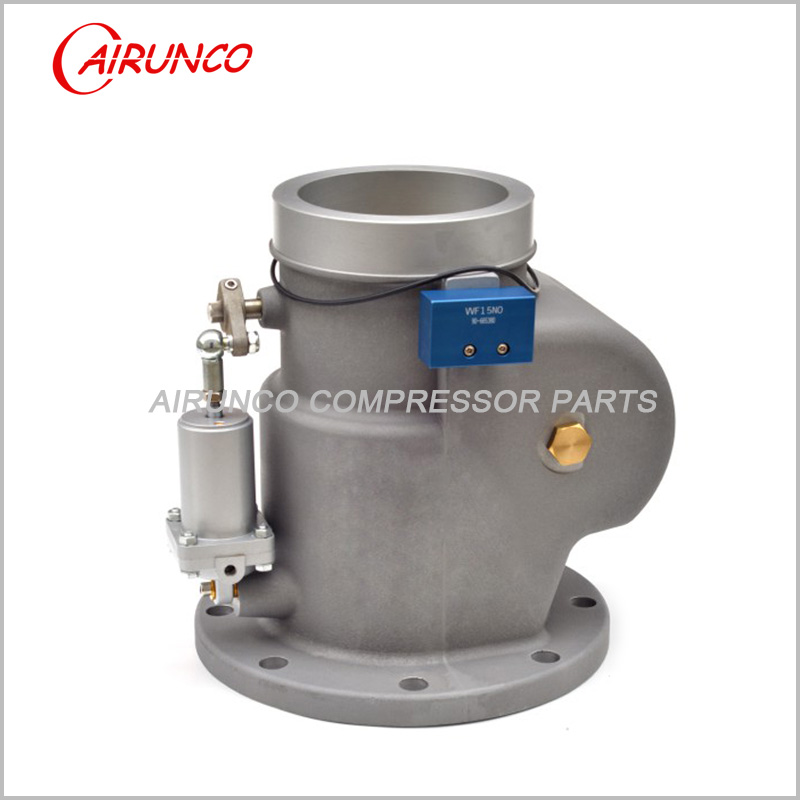 air compressor intake valve AIV-160 inlet valve normally closed