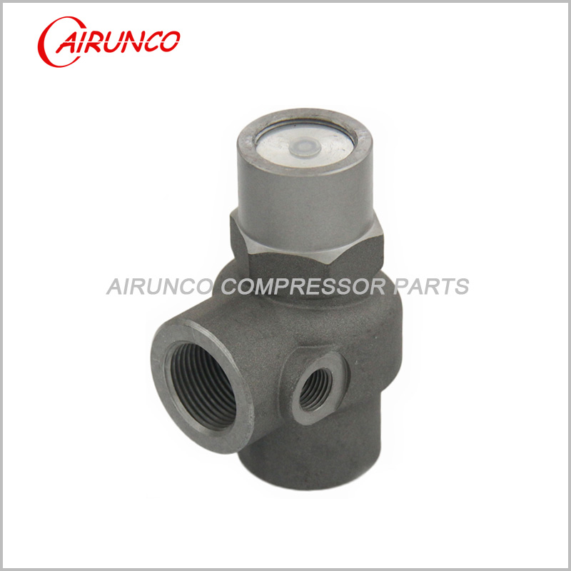Minimum pressure valve MPV-20A apply to screw air compressor inlet G3/4
