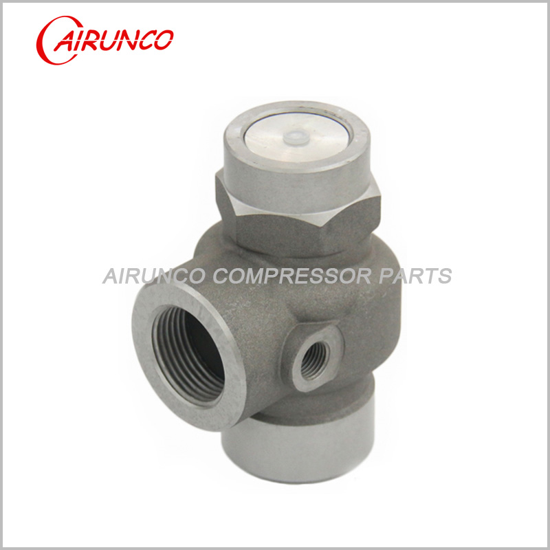 Minimum pressure valve MPV-25A apply to screw air compressor inlet G1