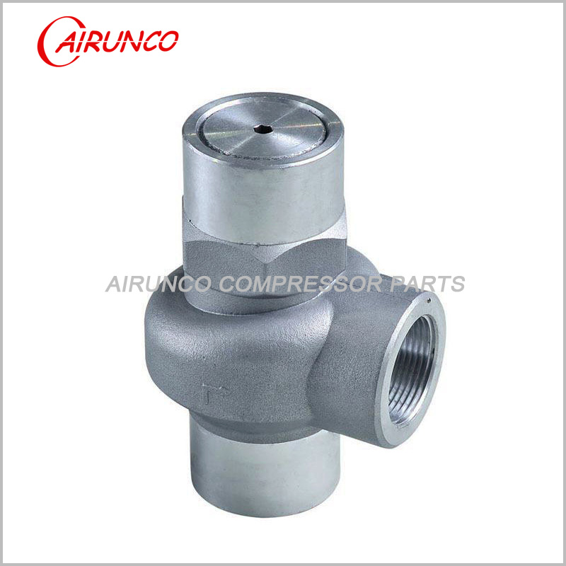 Minimum pressure valve MPV-32A apply to screw air compressor inlet G11/4