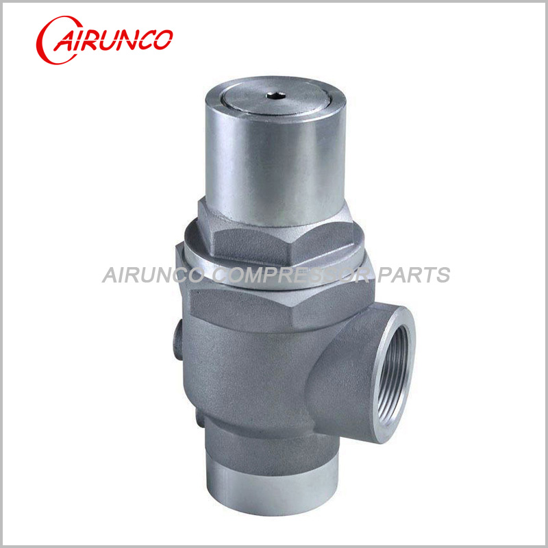 Minimum pressure valve MPV-40A apply to screw air compressor inlet G11/2