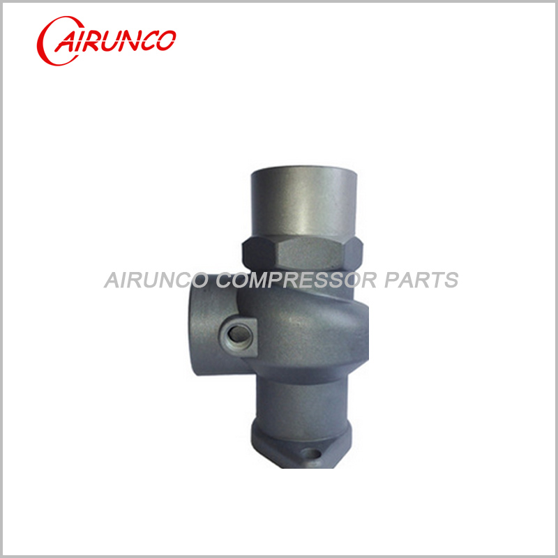 Minimum pressure valve MPV-20F apply to screw air compressor