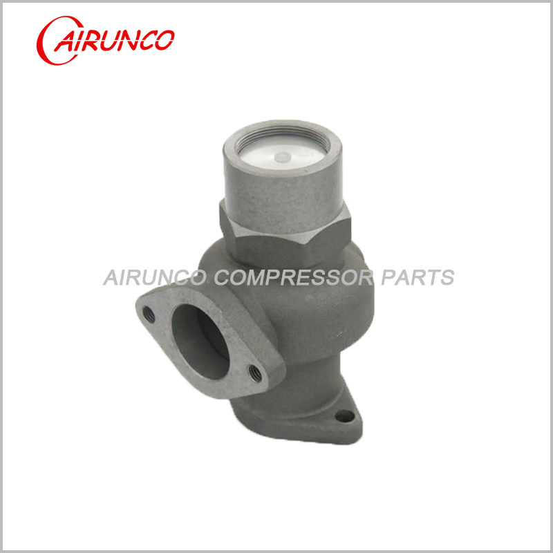 Minimum pressure valve MPV-25F apply to screw air compressor