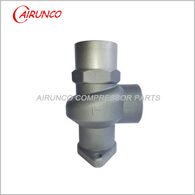 Minimum pressure valve MPV-32F apply to screw air compressor