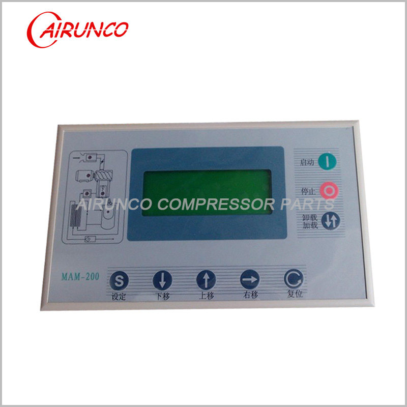 screw air compressor controller MAM-200 compresosr spare parts