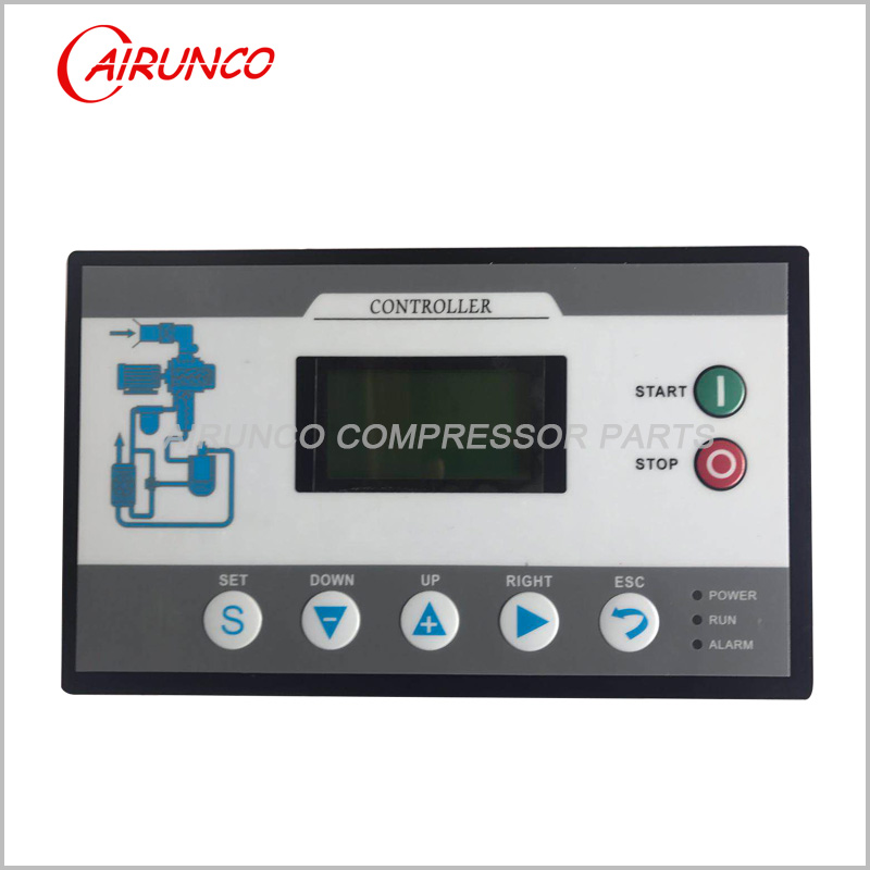 controller MAM-680 screw air compressor