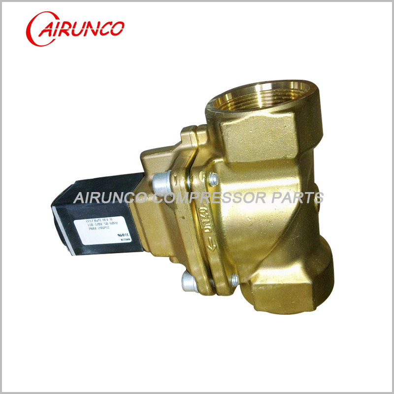 solenoid valve 22173629 apply to ingersoll rand air compressor spare parts