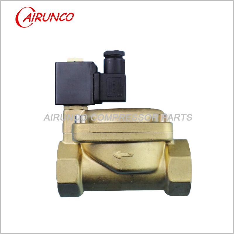 solenoid valve 39318233 apply to ingersoll rand air compressor spare parts