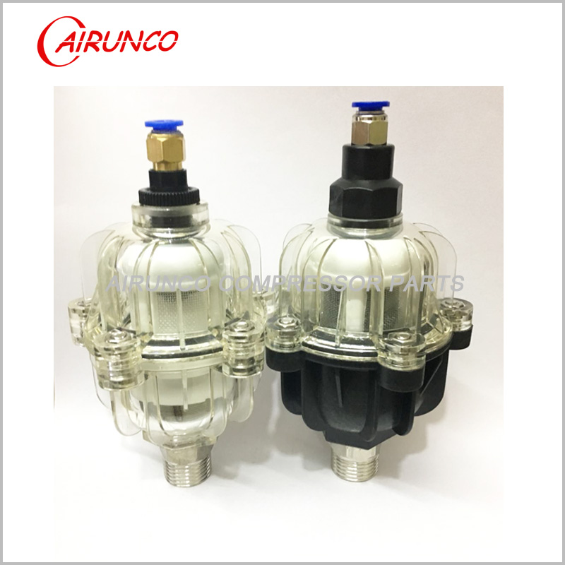 Automatic Drainer valve HAD10B Automatic hand drain valve translucence