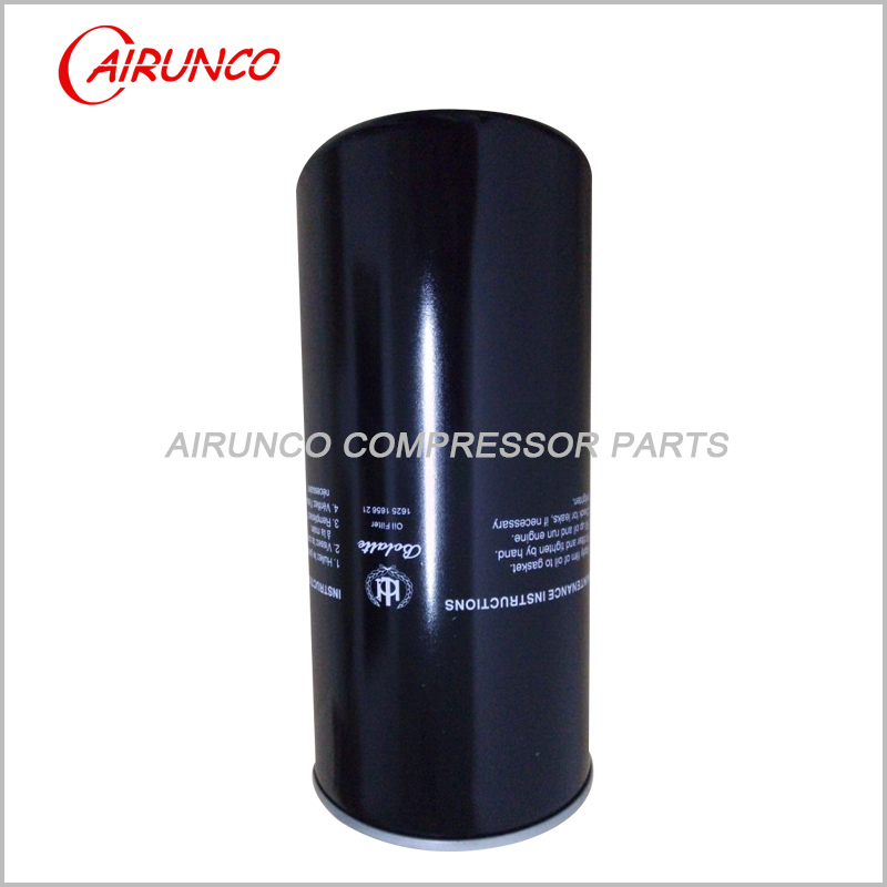 Atlas copco oil filter element genuine 1625165621 bolaite original parts