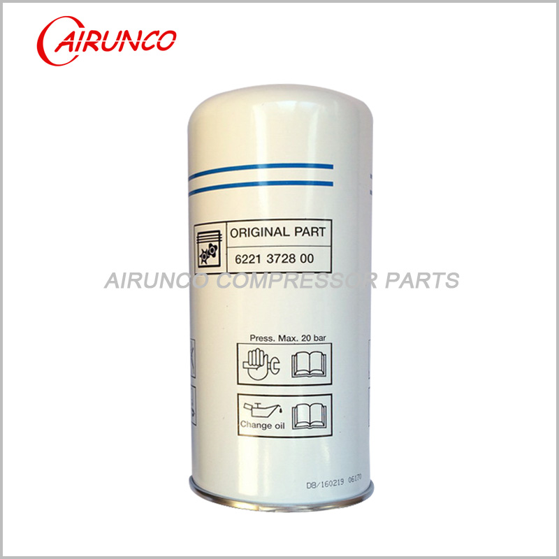oil filter element LIUTECH FUDA 6221372800 genuine air compresso parts