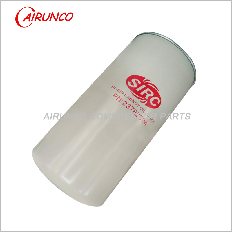 air compressor oil filter element 23782394 genuine ingersoll rand original parts