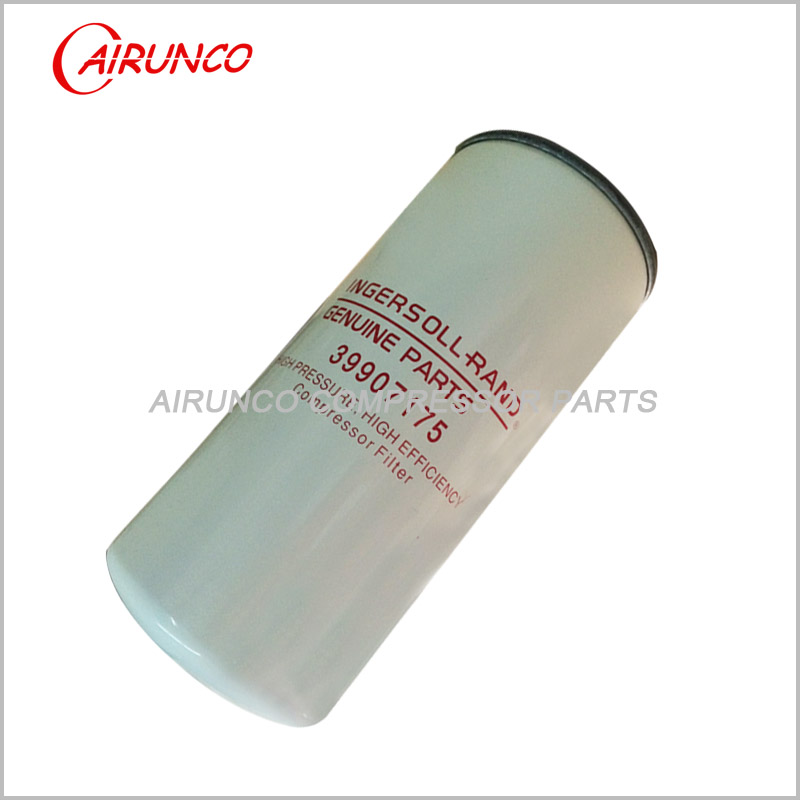 oil filter element 39907175 ingersoll rand genuine air compressor filters