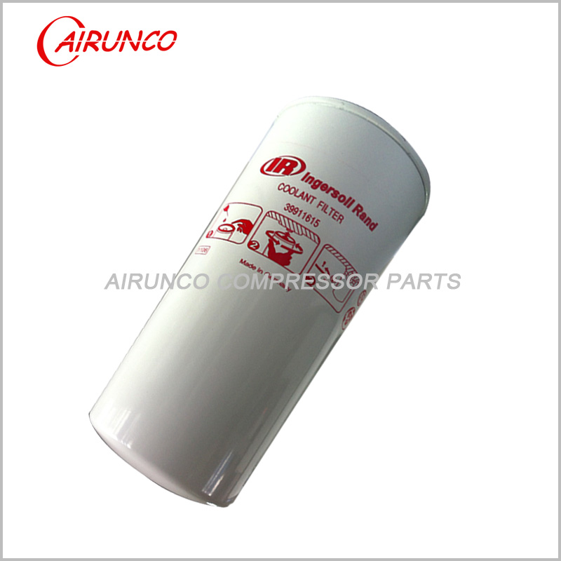 oil filter element 39911615 ingersoll rand genuine air compressor filters