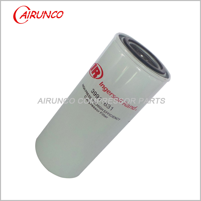 oil filter element 39911631 ingersoll rand genuine air compressor filters
