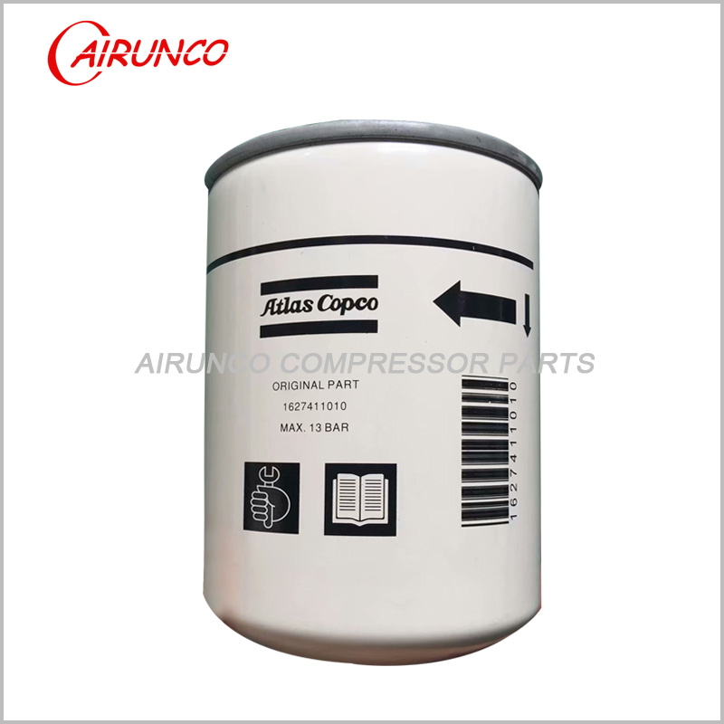 atlas copco oil filter element 1627411010 genuine air compressor filters