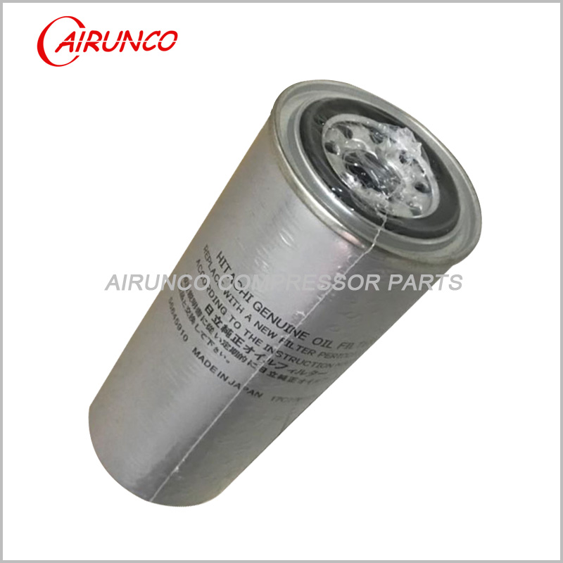 HITACHI 56645910 OIL FILTER ELEMENT genuine air compressor filters