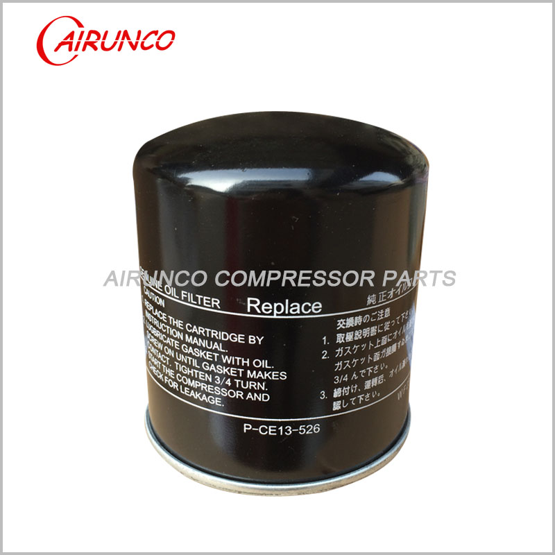 KOBELCO OIL FILTER ELEMENT P-CE13-526 replace air compressor filters