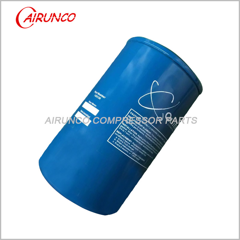 spin oil filter element 142136 Quincy genuine air compressor filters