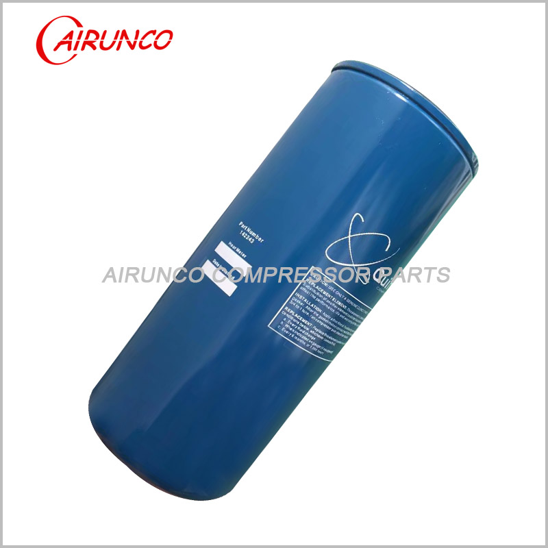 spin oil filter element 142243 Quincy genuine air compressor filters