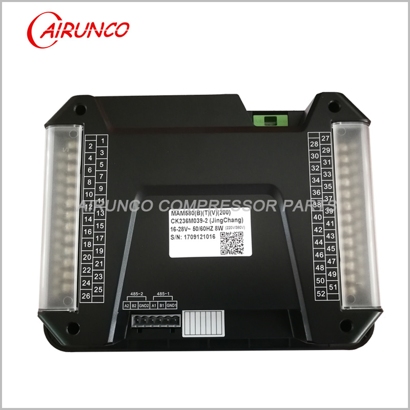 air compressor controller MAM-580 apply to domestic air compressor