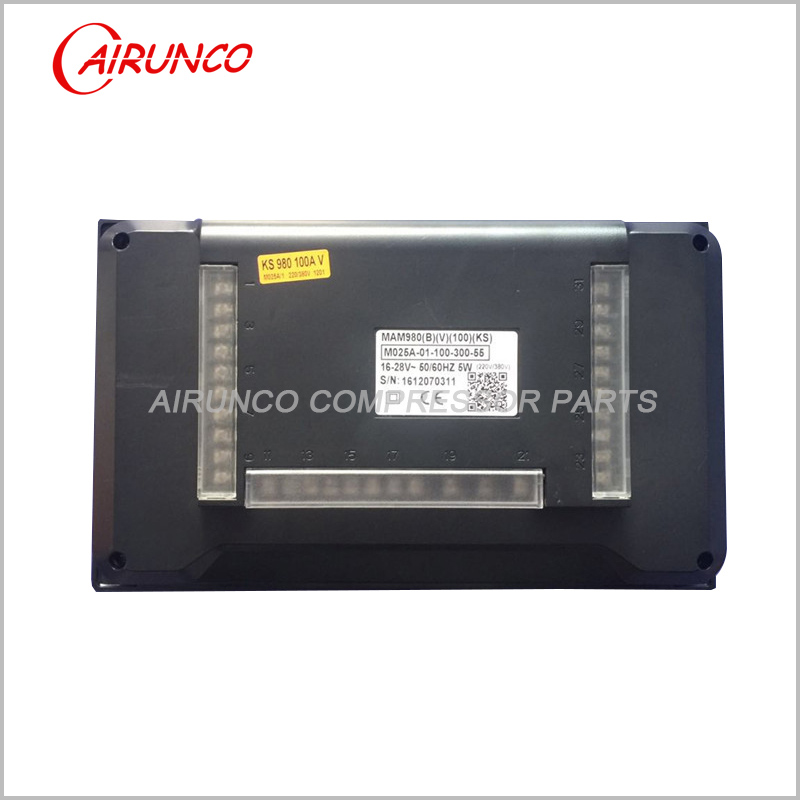 air comopressor controller MAM-980A apply to domestic air compressor