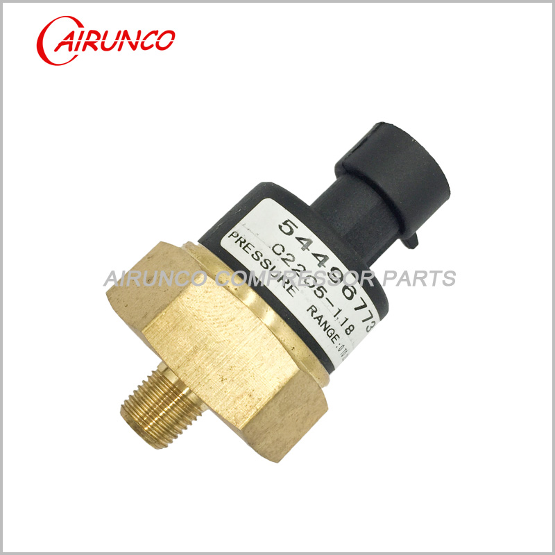 air compressor pressure sensor 54496773 apply to ingersoll rand