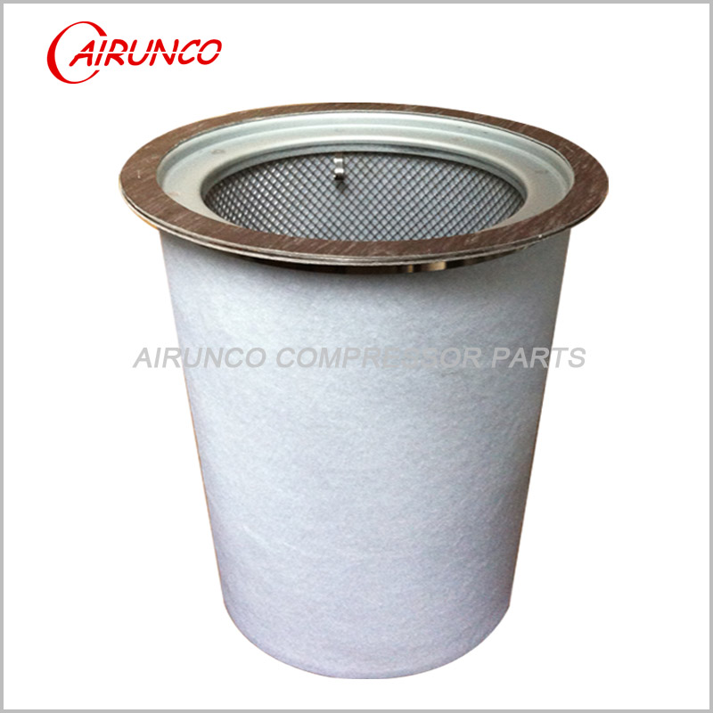 Air oil separator 39863865 separator element apply to ingersoll rand air compressor filter
