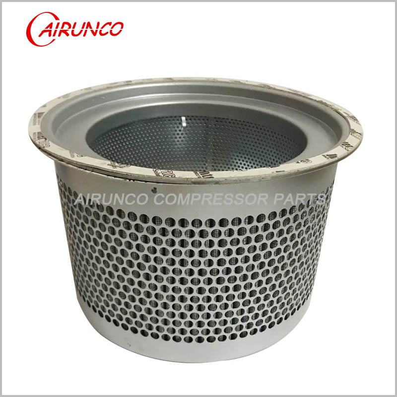 Air/oil separator 39894597 separator element apply to ingersoll rand air compressor filter
