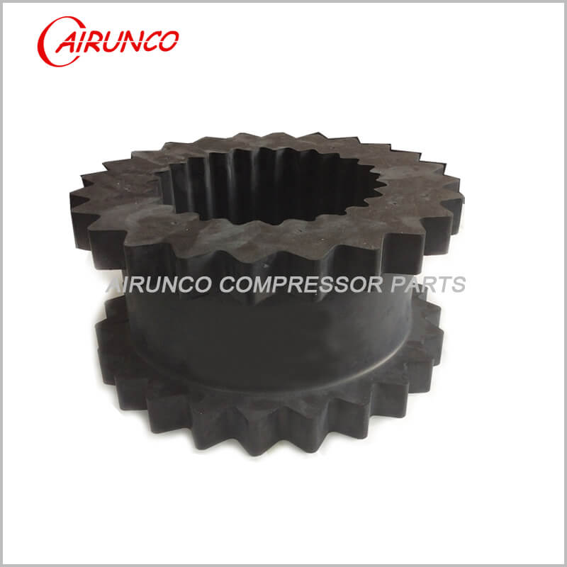 1614873800 rubber coupling atlas copco air compressor parts