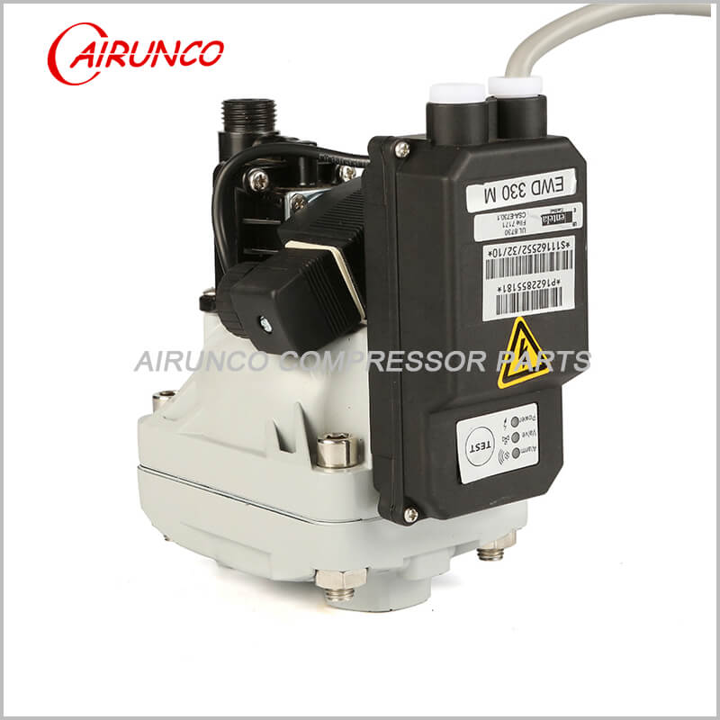 Electronic drain valve 2901146551 apply to atlas copco