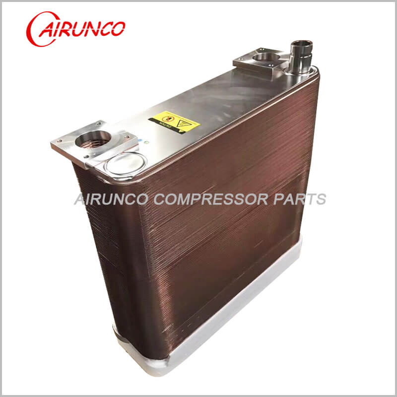 Atlas Copco Heat Exchanger Radiator Oil Cooler 1614954300 for Air Compressor Parts