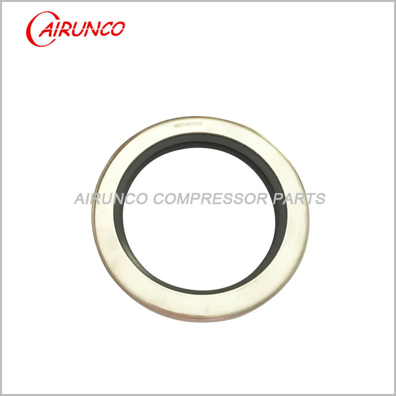 air compressor spare parts seal kit 1622462800 oil seal shaft sleeve appy to atlas copco