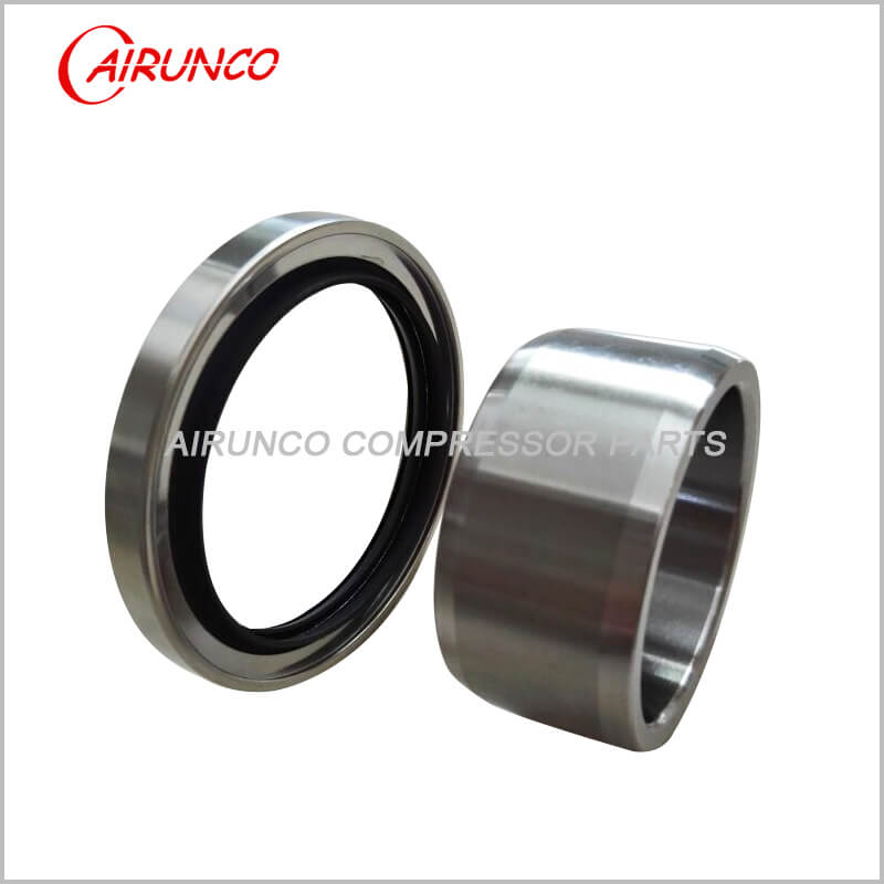 air compressor parts seal kit 2901182000 oil seal shaft sleeve appy to atlas copco