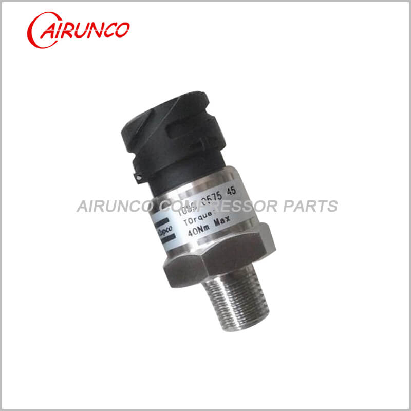 atlas copco parts 1089057545 pressure sensor replacement parts