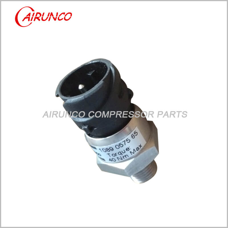 1089057565 pressure sensor atlas copco replacement parts pressure transducer