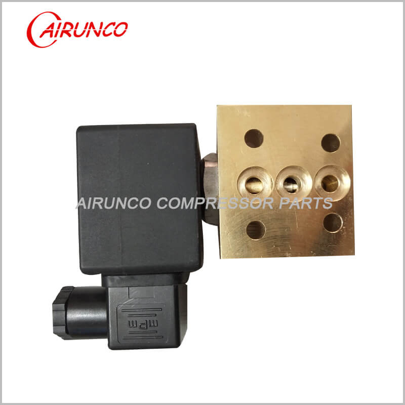 solenoid vavle 1089059024 oilless compressor atlas copco replacement parts