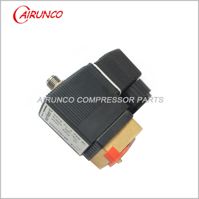 solenoid valve 1089062110 apply to atlas copco spare parts